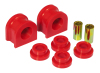 Prothane 00-01 Chevy Suburban / Tahoe Rear Sway Bar Bushings - 1.18in - Red