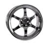 Cosmis Racing XT-006R Black Chrome Wheel 18x9 +35mm 5x100