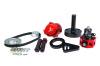 Aeromotive Big Block Chevy Belt Drive Fuel Pump and Double Adjustable Reg Bolt-On Kit