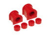 Prothane 00+ Toyota Tundra Front Sway Bar Bushings - 24mm - Red