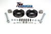 ReadyLift Suspension 05-15 Toyota Tacoma 2.25in T6 Billet Aluminum Leveling Kit Anodized - Black