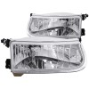 ANZO 1995-2001 Ford Explorer Crystal Headlights Chrome