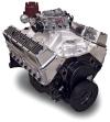 Edelbrock 350 Perf R 8 5 1 Engine Polished Incl Part 607519 21011 1406 8820 STD MSD Ign