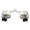 Dinan Free Flow Stainless Steel Exhaust w/ Black Tips -BMW 750i 2015-2009 750i xDrive 2015-2010
