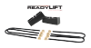 ReadyLift Suspension 00-10 GM/Chevy 1500HD/2500/3500 2.0in Tall OEM Style Rr Lift Block Kit