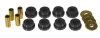 Prothane 01-03 Chrysler PT Cruiser Rear End Link Kit - Black