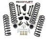 ReadyLift Suspension 07-15 Jeep Wrangler JK SST Lift Kit 4.0in Front 3.0in Rear - Coil Spring Kit