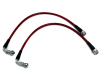 AP 04-06 Cadillac CTS-V Front Stainless Steel Brake lines