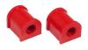 Prothane 02-04 Ford Explorer 2/4wd Rear Sway Bar Bushings - 21mm - Red