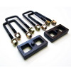 ReadyLift Suspension 00-10 GM/Chevy 1500HD/2500/3500 1.0in Tall OEM Style Rr Lift Block Kit