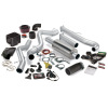 Banks Power 01-04 Chevy 6.6L LB7 EC/CC-LB Stinger System - SS Single Exhaust w/ Black Tip