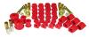 Prothane 06-11 Honda Civic Total Kit - Red