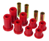 Prothane 01-07 Chevy 1500HD Front Control Arm Bushings - Red