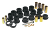 Prothane 07-11 Jeep Wrangler Front Control Arm Bushings - Black