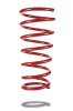 Pedders Rear spring low 2002-2008 FORESTER SG