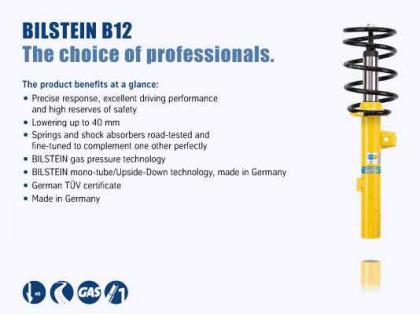 BIL B12 Series Suspension Kits