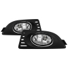 Spyder Acura RSX 05-07 OEM Fog Lights w/Switch- Clear FL-AR06-C