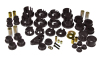 Prothane 08-10 Subaru STI/WRX Total Kit - Black