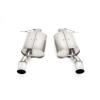 Dinan Free Flow Stainless Steel Exhaust -BMW 335i 2011-2007 335i xDrive 2011-2009 335xi 2008-2007
