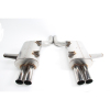 Dinan Free Flow Stainless Steel Exhaust -BMW M5 2003-2000