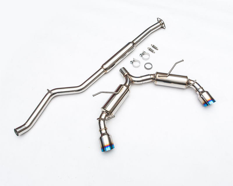 Agency Power Frs-Brz-86 Exhaust