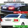 Spyder Audi A6 05-08 4Dr Sedan Light Bar LED Tail Lights Smke ALT-YD-AA605-LBLED-SM