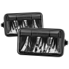 Spyder 15-16 Ford F-150 Fog Light - Black FL-YD-FF15015-LED-BK