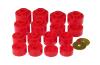 Prothane 01-05 Ford Explorer Sport Track Cab Mounts - Red