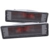 ANZO 1988-1995 Nissan Pathfinder Euro Parking Lights Chrome
