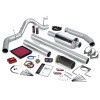 Banks Power 01 Dodge 5.9L 245Hp Ext Cab Stinger System - SS Single Exhaust w/ Black Tip