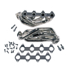 BBK 05-10 Mustang 4.6 GT Shorty Tuned Length Exhaust Headers - 1-5/8 Chrome