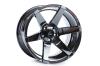 Cosmis Racing S1 Black Chrome Wheel 18x10.5 +5mm 5x114.3