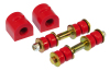 Prothane 00-04 Ford Focus Rear Sway Bar Bushings - 21mm - Red
