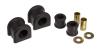 Prothane 07-11 Jeep JK Front 31mm Sway Bar & End Link Bushings - Black