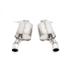 Dinan Free Flow Stainless Steel Exhaust -BMW 335i 2013-2007 335is 2013-2011