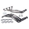 BBK 79-93 Mustang 5.0 Long Tube Exhaust Headers - 1-5/8 Chrome