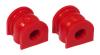 Prothane 02-03 Honda Civic Rear Sway Bar Bushings - 15mm - Red