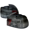 Spyder BMW E39 5-Series 97-00 LED Tail Lights Smoke ALT-YD-BE3997-LED-SM