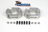 ReadyLift Suspension 04-15 Ford F150/Mark LT 2.5in T6 Billet Alum Leveling Kit Anodized - Silver