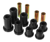 Prothane 01-07 Chevy 1500HD Front Control Arm Bushings - Black
