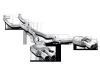 Akrapovic 12-17 BMW M6 (F12 F13) Evolution Line Cat Back (Titanium) (Req. Tips)