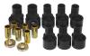 Prothane 00-06 Dodge Neon Rear Control Arm Bushings - Black