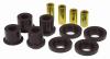 Prothane 05+ Ford Mustang Rear Lower Control Arm Bushings - Black
