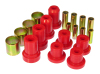 Prothane 04-06 Ford F150 Front Control Arm Bushings - Red