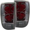 ANZO 1995-2005 Chevrolet Blazer Taillights Smoke