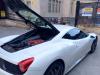 Agency Power Carbon Fiber Engine Panels and Under Screen Panel Ferrari 458 10-14
