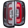 ANZO 15-17 Chevrolet Colorado LED Taillights Chrome