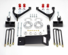 ReadyLift Suspension 04-15 GM/Chevy 1500 SST Lift Kit 4.0in Front 1.75in Rear A-Arm Kit