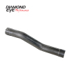 Diamond Eye 4 INCH MFLR RPLCMENT PIPE..SS..2004-2006 DODGE OEMR400-SS