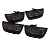 Spyder Chevy Camaro 10-13 LED Tail Lights Smoke ALT-YD-CCAM2010-LED-SM